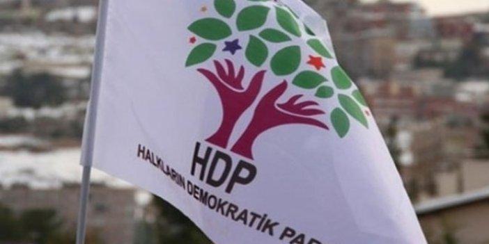 HDP'li 19 vekile fezleke hazırlandı