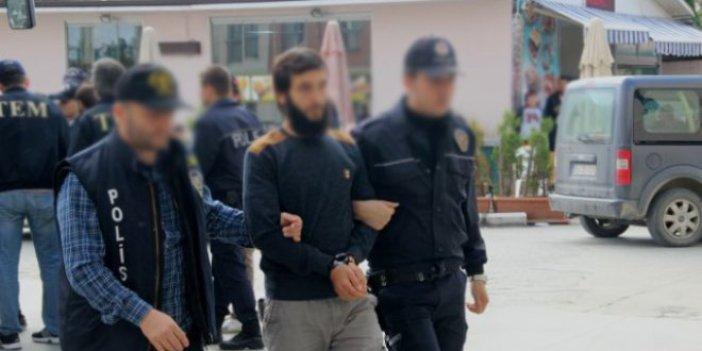 IŞİD'in infazcısı Hatay'da yakalandı