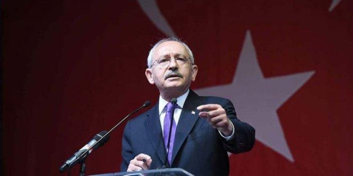 CHP'de Kılıçdaroğlu rest çekti