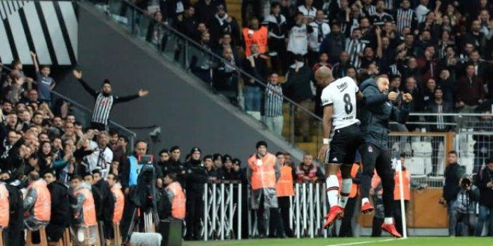 Beşiktaş-Osmanlıspor 5-1 (Maç Özeti)