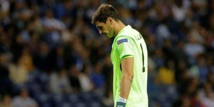 Casillas'ın Galatasaray pişmanlığı