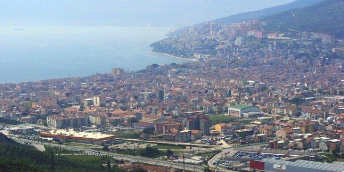Bursa'nın Gemlik ilçesi taşınıyor