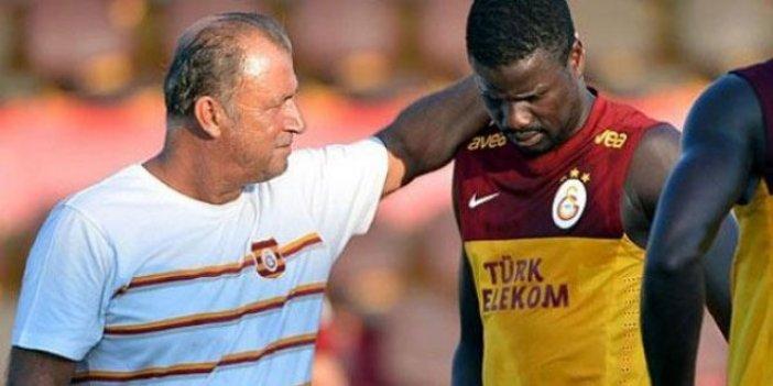 Eboue'ye Galatasaray'dan yardım eli