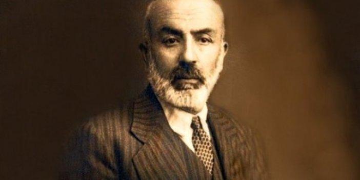 Mehmet Akif Ersoy vefatının 81. yılında anılıyor