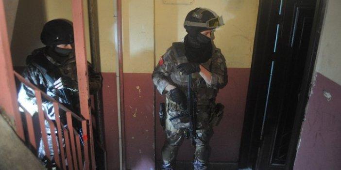 Bursa'da IŞİD operasyonu: 38 gözaltı