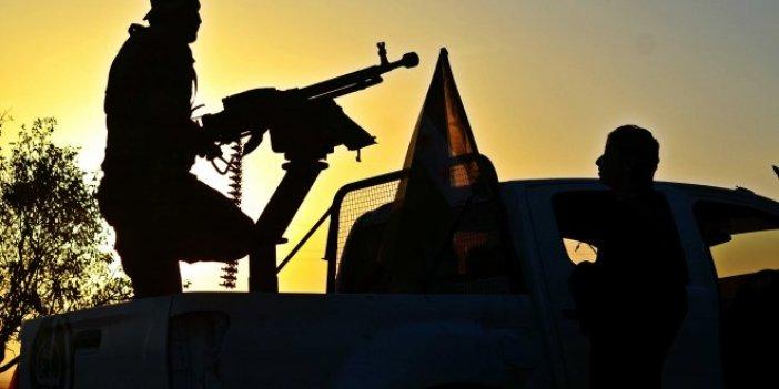 """Rusya: """"Suriye'deki ABD üssünde IŞİD'lılar eğitim gördü"""""""