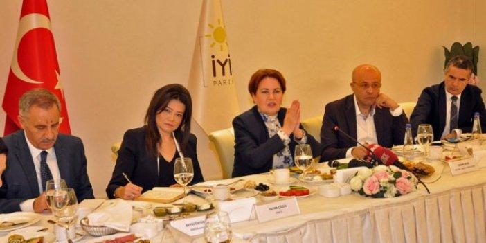 Meral Akşener'den ittifak açıklaması