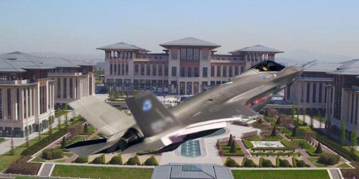 Cumhurbaşkanlığı'nda F-35 ihalesi