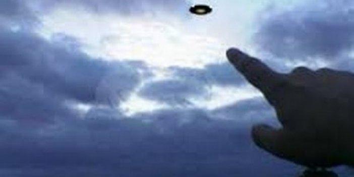 TSK 19 yıl önce UFO mu kovaladı?