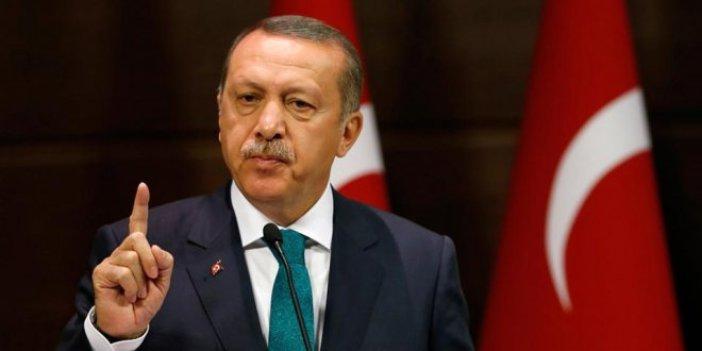Erdoğan'dan Boğaziçi Üniversitesi eleştirisii