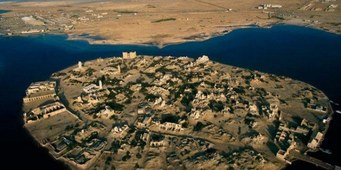 """Sudan: """"Sevakin'i Türkiye'den önce BAE'ye sunduk"""""""