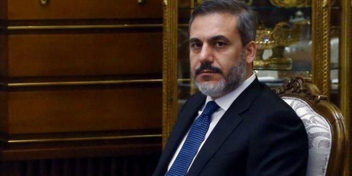 """Fidan'ın """"AKP"""" davasında yeni gelişme"""