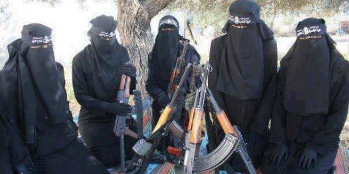 IŞİD'çiler kadın kılığında Türkiye'ye kaçıyor iddiası