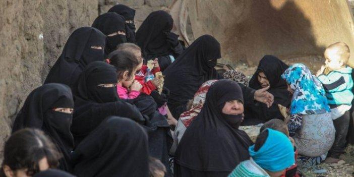 IŞİD'e katılan Türk kadına Irak'ta idam