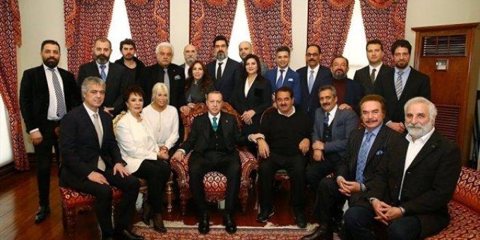 Hülya Koçyiğit, Erdoğan'ın doğum gününde yaşananları anlattı