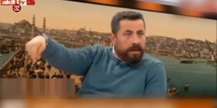 Akit TV'de Atatürk'e hakaret skandalı