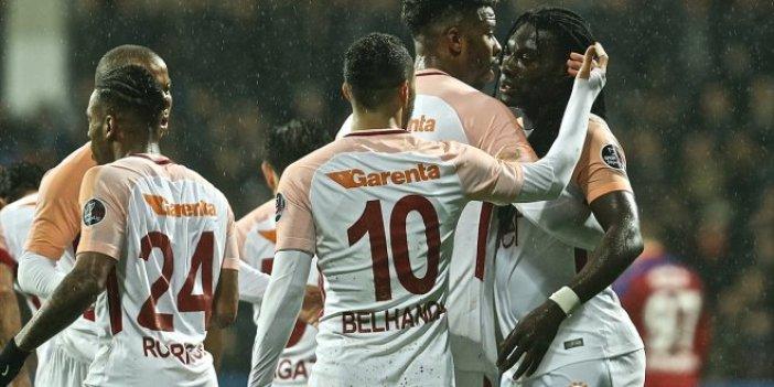 Karabükspor 0-7 Galatasaray / Maç özeti