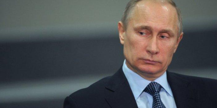 """Putin: """"Türk uçağının düşürülmesi emrini verdim"""""""