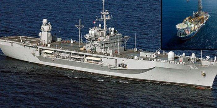 Akdeniz'de ABD gerginliği