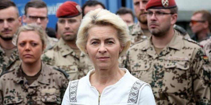 """Alman Savunma Bakanı, """"Peşmergeleri eğitmek büyük başarı"""""""