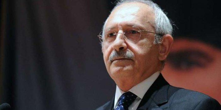 """Kılıçdaroğlu, """"Bugün bir demokrasi ayıbının yıl dönümü"""""""