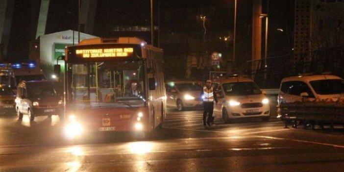 Otobüsçü eylemine İETT'den açıklama