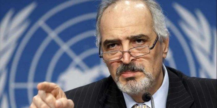 """Suriye'den küstah çıkış: """"Golan ve Afrin dahil..."""""""