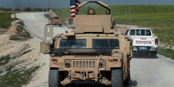 ABD Menbiç'e asker yığdı