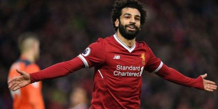 Mohamed Salah'a 1 milyon oy çıktı