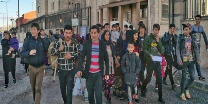 591 Afgan sınır dışı edilecek