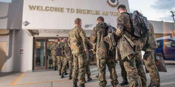 Dışişleri Bakanlığı: İncirlik Üssü'nün kullanımı NATO Genel Sekreteri ile görüşülür