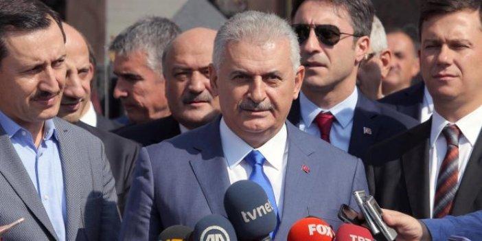 Yıldırım'dan Ermenistan'a tepki