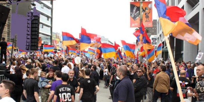 Ermenistan'da başkente girişler kapatıldı
