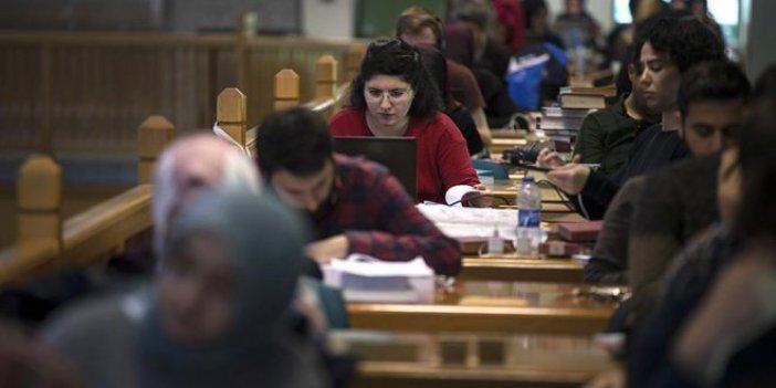7 milyon öğrenci üniversitelerde eğitim görüyor