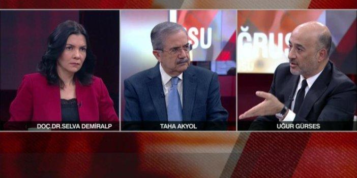 CNN TÜRK, Taha Akyol'un programını bitirdi