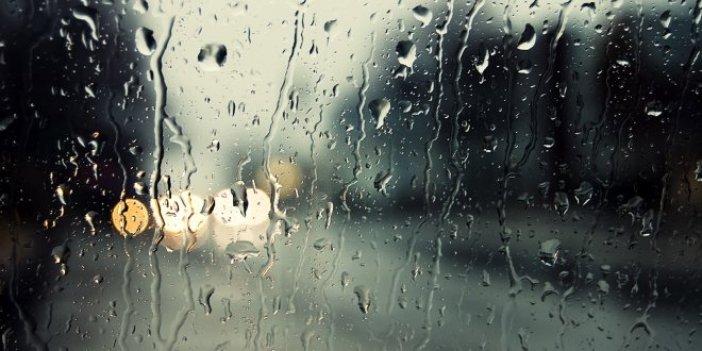 Marmara'ya sağanak yağmur uyarısı