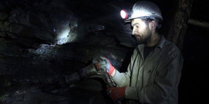 Hükümetten madenci ayrımı