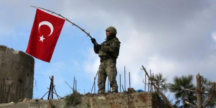"""Zeytin Dalı açıklaması, """"4 bin terörist..."""""""