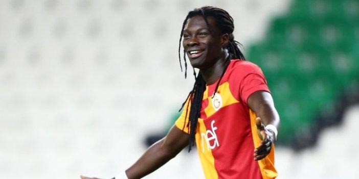 Gomis'ten transfer açıklaması