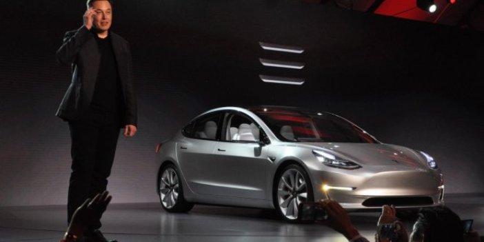 Tesla'dan Çin'de dev fabrika planı