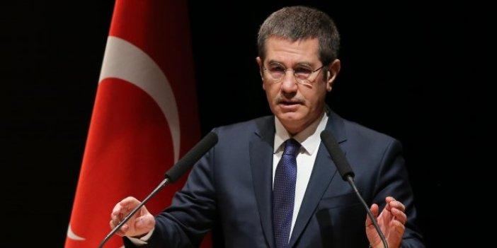 Milli Savunma Bakanı Canikli'den Menbiç Açıklaması