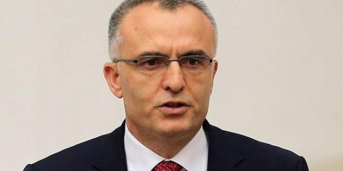 Bütçe Başkanlığı'na getirilen Ağbal'a 662 kişilik kadro