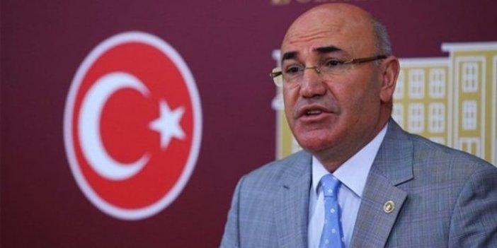 CHP'li Mahmut Tanal'dan kendisini hedef alan Akit yazarına yaylım ateşi