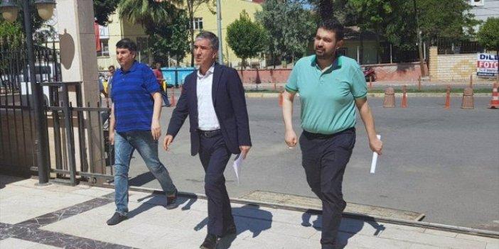 Mahmut Tanal'a suç duyurusu