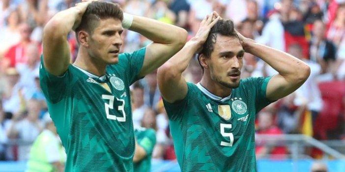 Dünya Kupası'nı kazanmak şampiyonlara yaramıyor