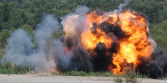 Kerkük'te mayın patlaması: 2 kişi öldü