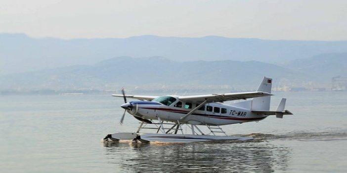 Marmara Denizi havadan gözleniyor
