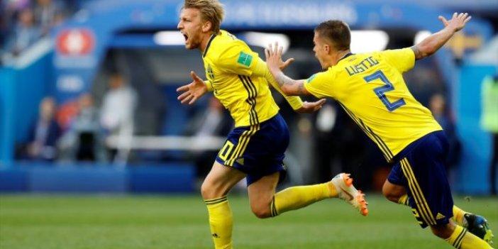 İsveç 94'ten sonra ilk defa
