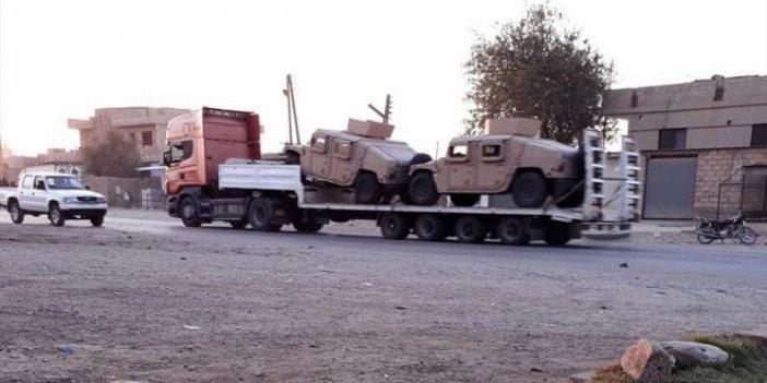 ABD'den YPG/PKK'ya yeni silah desteği