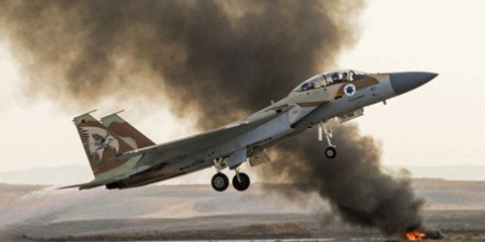 İsrail, Suriye uçağını düşürdü